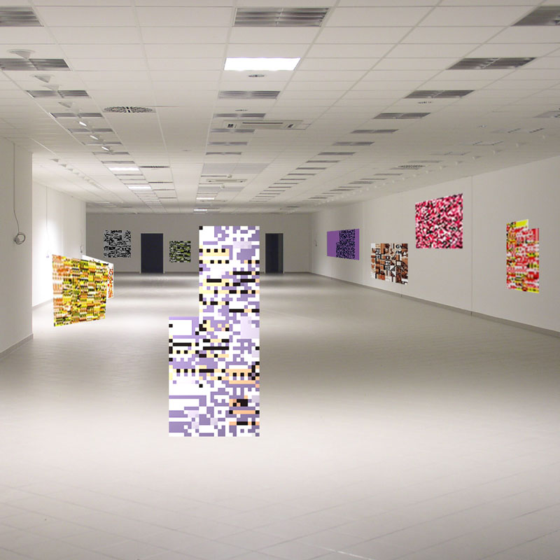missingo exhibition